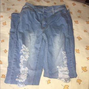 Brand new Fashion Nova jean